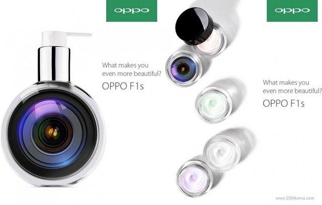 Điện thoại OPPO F1s