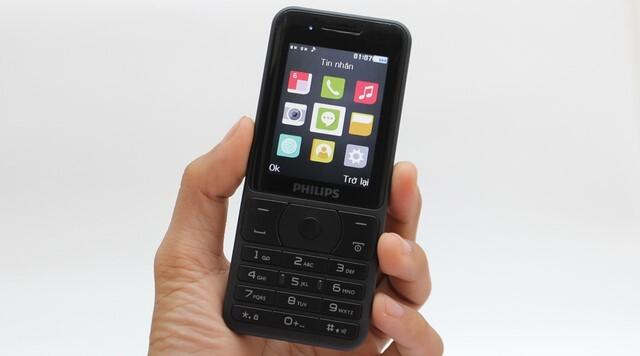 Điện thoại Philips E181