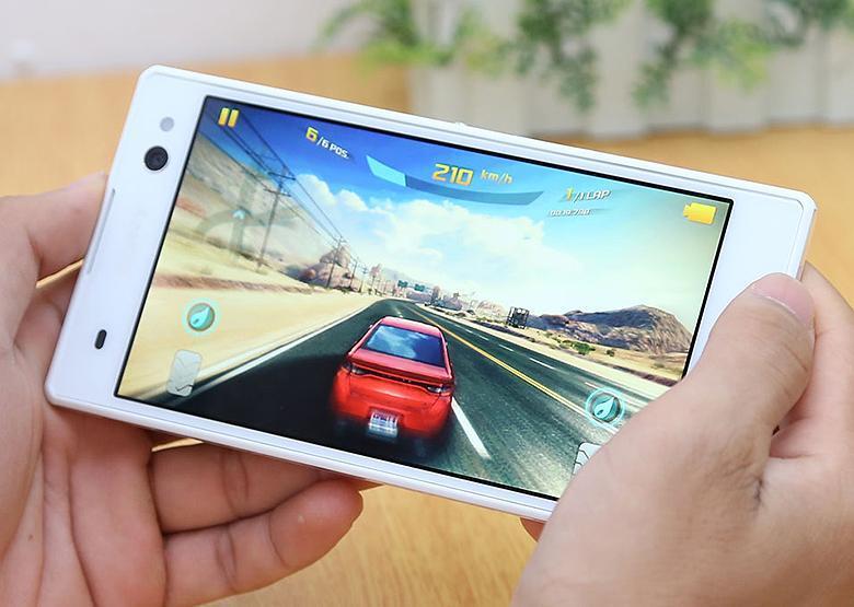 Điện thoại Sony Xperia C3
