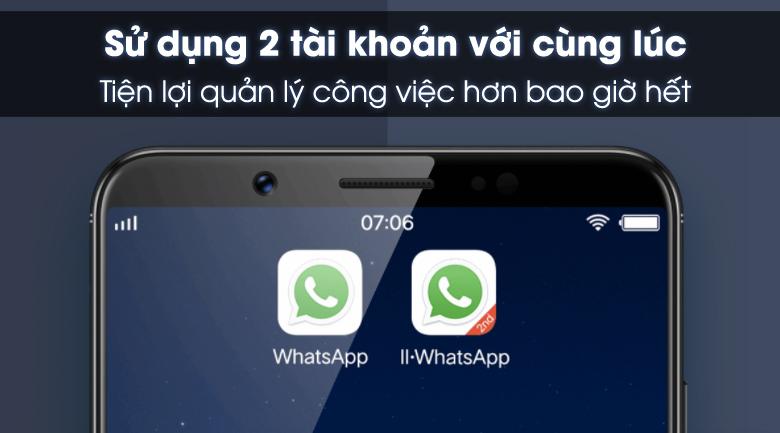 Điện thoại Vivo V7+