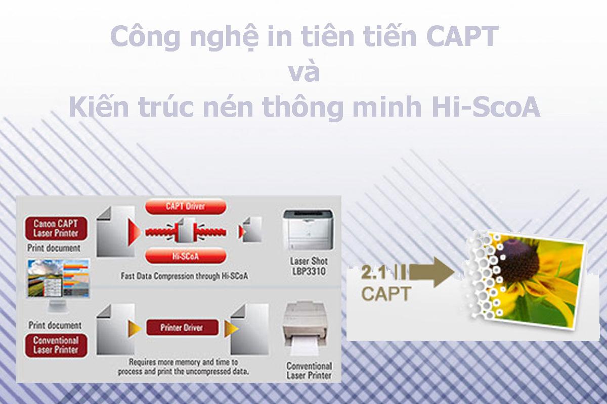 Máy in laser đen trắng Canon LBP2900 (LBP-2900) - A4