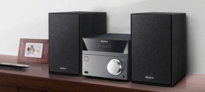 Dàn Hifi mini Sony CMT-SBT40D
