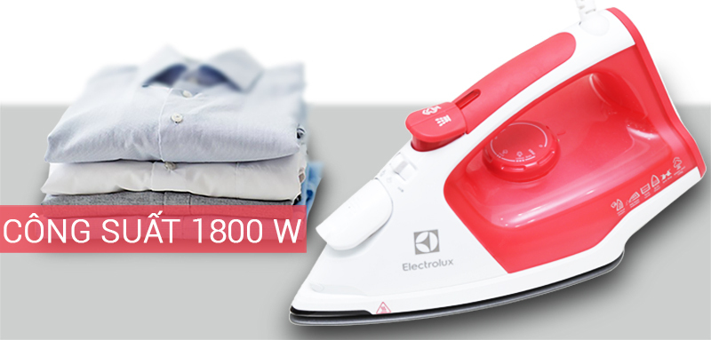 Bàn ủi hơi nước ElectroluxESI5113