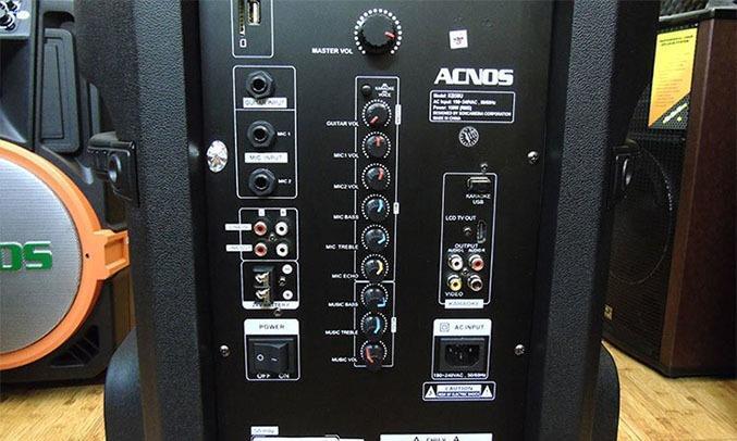 Loa kéo karaoke Acnos KB50U