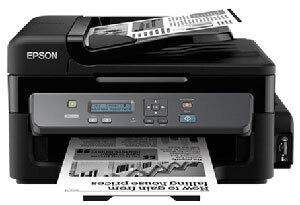 Máy in Phun đen trắng Epson M200 (In/Copy/Scan)