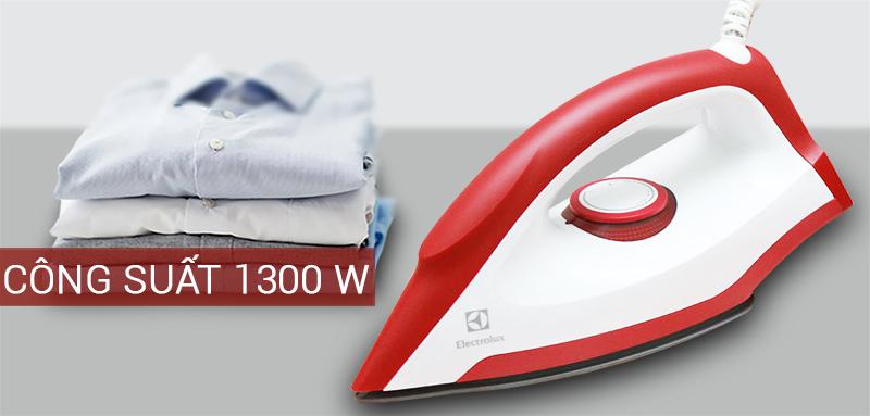 Bàn ủi khô Electrolux EDI1004