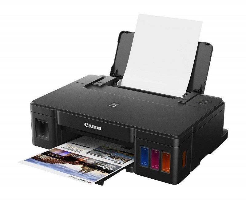 Máy in ảnh màu Canon Pixma G1010 (In)