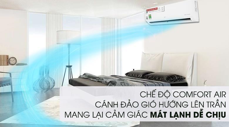 Điều hòa 1 chiều Inverter LG V10APH 9.200BTU Dual Cool