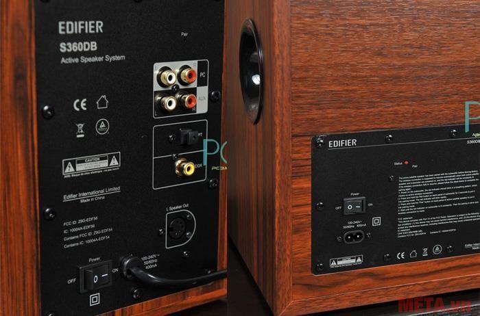 Loa không dây bluetooth Edifier S360DB