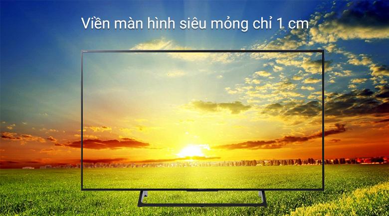 Internet Tivi Sony 4K 43 inch KD-43X7000E