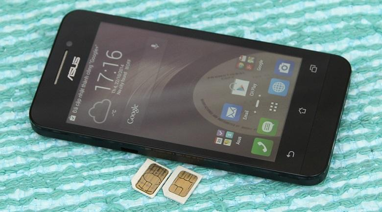 Điện thoại Asus Zenfone 4