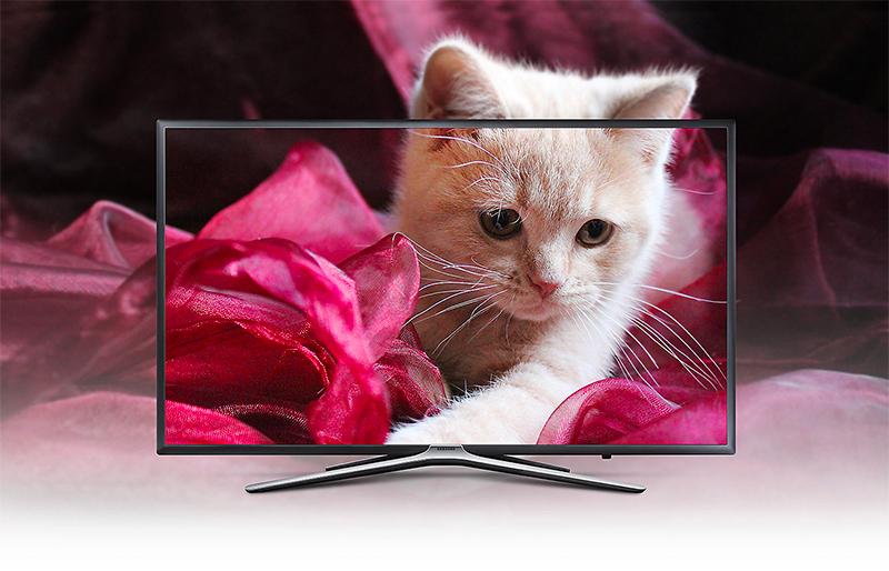 Tivi Samsung 32 inch có chất lượng hình ảnh sắc nét và chân thật