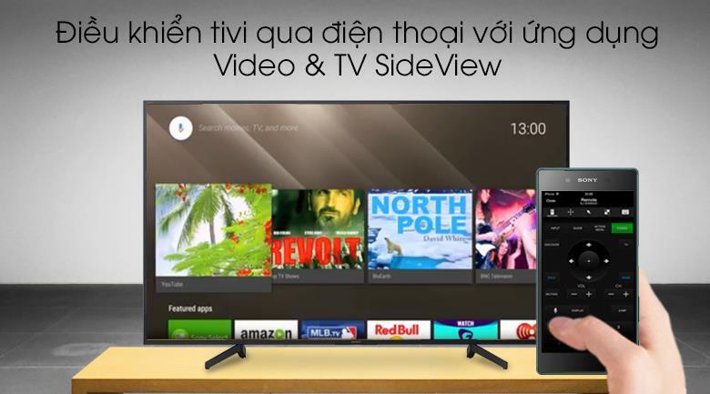 Smart Tivi Sony 43 inch 43X8000G, 4K Ultra HDR