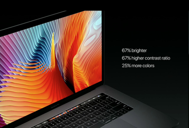 Laptop Apple Macbook Pro Touch MLH32SA/A i7 2.6GHz/16GB/256GB (2016)