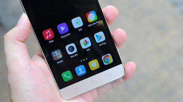 Điện thoại Coolpad Shine