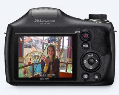Máy ảnh Sony H300 20.1 MP