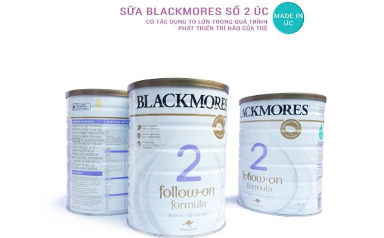 Sữa Blackmores số 2 - 900g