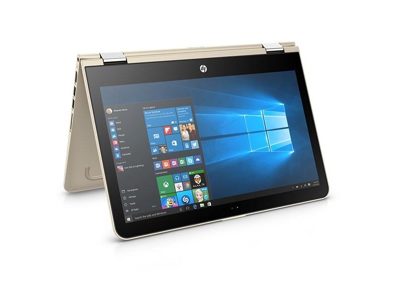 HP Pavilion x360 u107TU i5 7200U/4GB/500GB/Win10/(Y4G04PA)