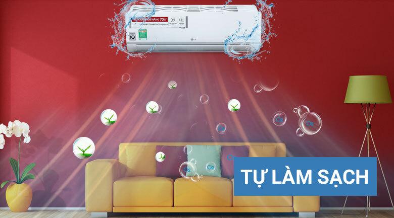 Máy lạnh LG Inverter 1 HP V10APR