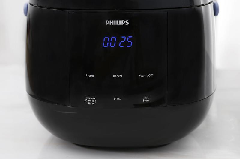 Nồi cơm điện tử Philips 0.7 lít HD3060