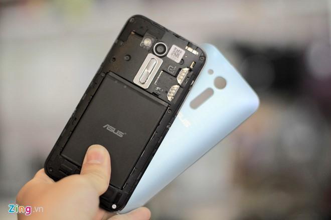 Điện thoại Asus Zenfone Go 4.5 Plus ZB452KG-6J044WW Silver