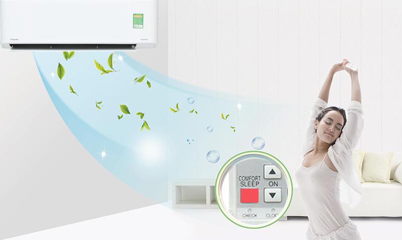 Máy lạnh Toshiba Inverter 2 HP RAS-H18BKCV-V
