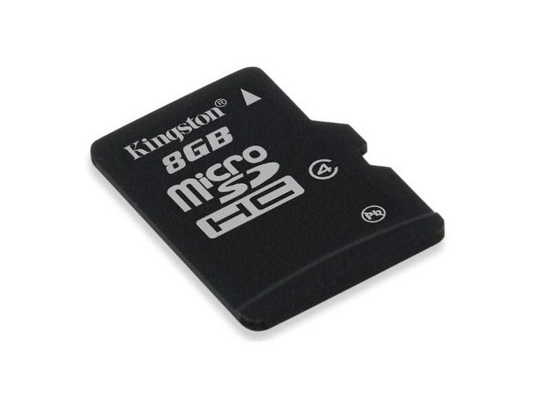 Thẻ nhớ MicroSD 8gb Kingston