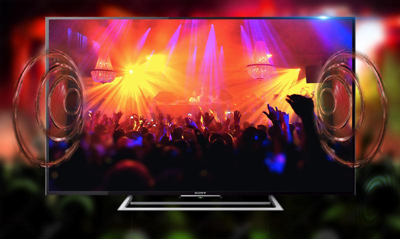 Internet Tivi Sony 40 inch 40R550C