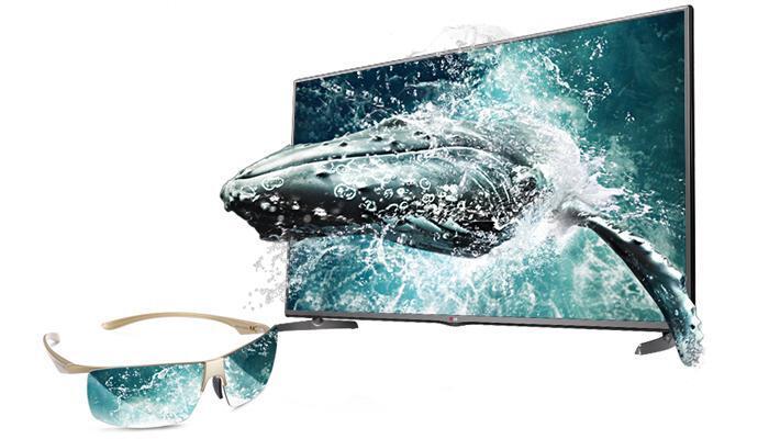 Smart Tivi 3D LED LG 47LB650T 47 inch