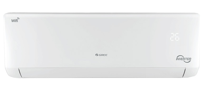Điều hòa - Máy lạnh Gree GWC09BC-K6DNA1B - 1 chiều, 1HP