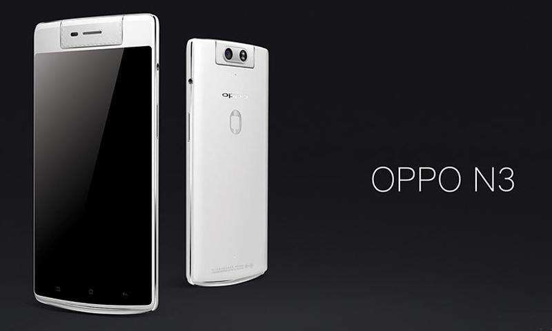 Điện thoại OPPO N3
