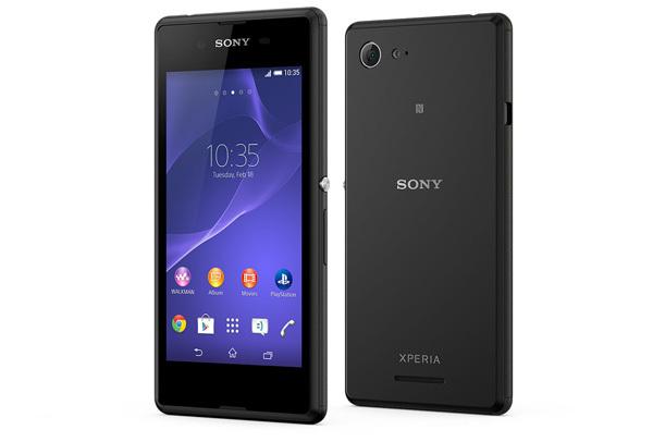 Điện thoại Sony Xperia E3