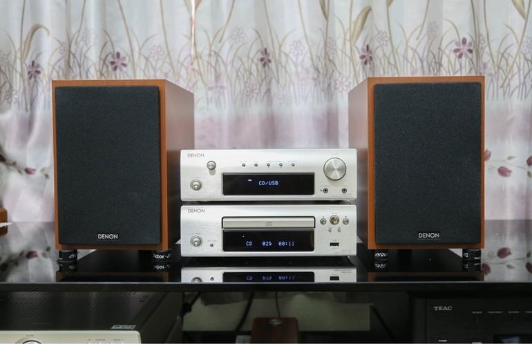 Dàn âm thanh Denon F107 - dàn mini