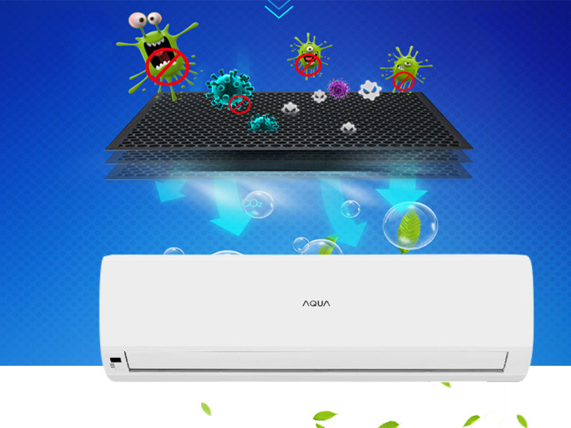 Máy lạnh AQUA 1 HP AQA-KCR9JA