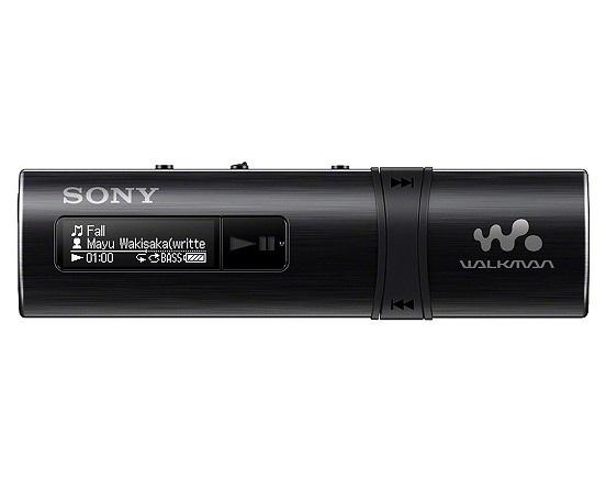 Máy nghe nhạc Sony NWZ-B183F/BCE đen