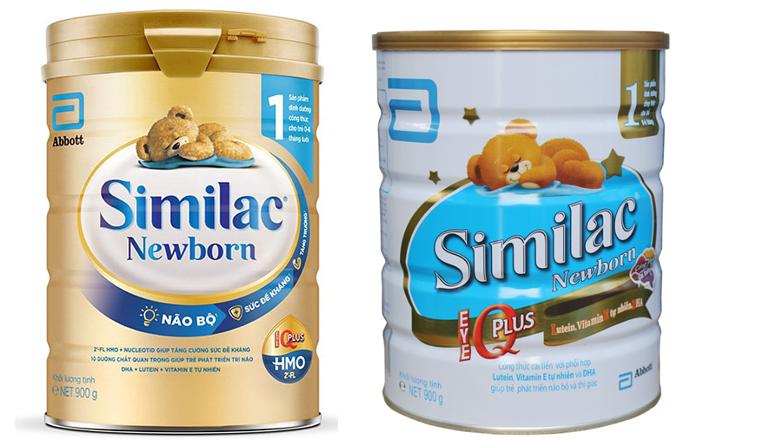 Sữa Similac Newborn có tốt không?