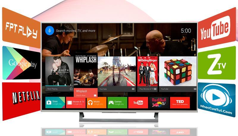 Android Tivi Sony 49 inch KD-49X8000D/S