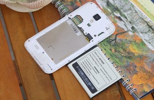 Điện thoại Gionee Pioneer P2S