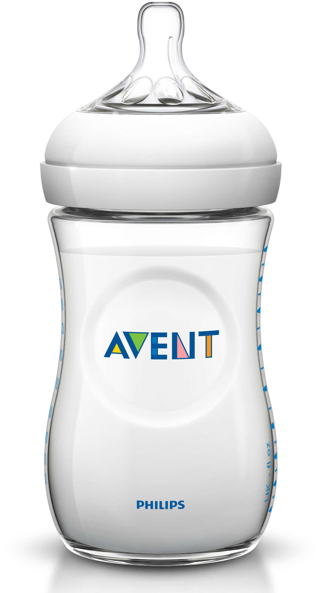 Bình sữa Avent 260ml (0 - 6 tháng)