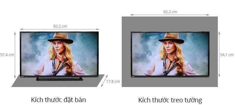 Tivi LED Toshiba 40L2450 40 inch