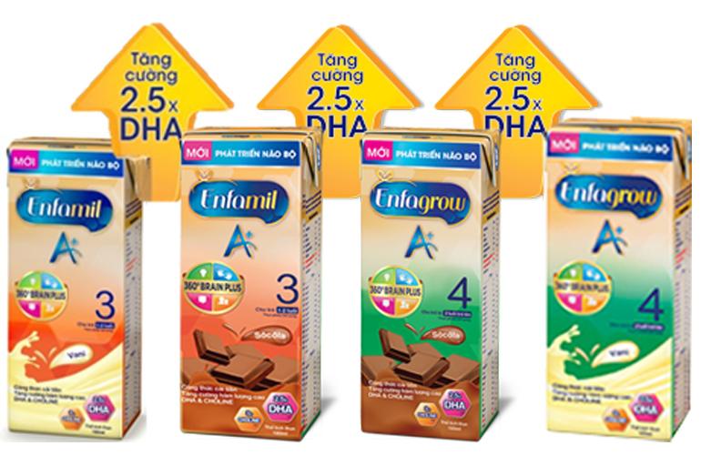 Sữa Enfagrow A+ có tốt không?