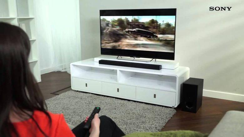 Loa Soundbar Sony 2.1 kênh HT-CT180