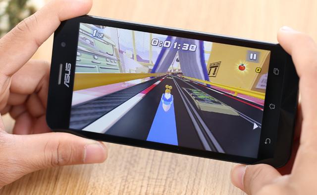 Điện thoại Asus Zenfone 2 Go ZB500KG