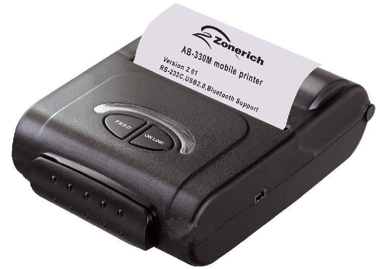 Máy in hóa đơn di động Zonerich AB-330M