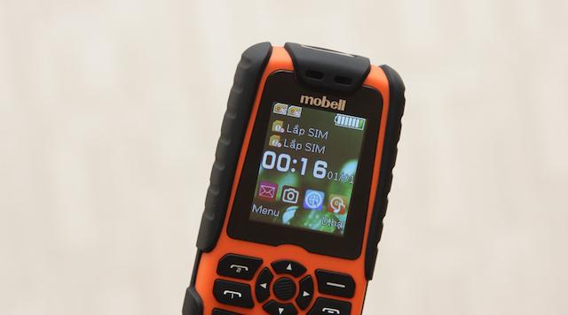 Điện thoại Mobell Rock