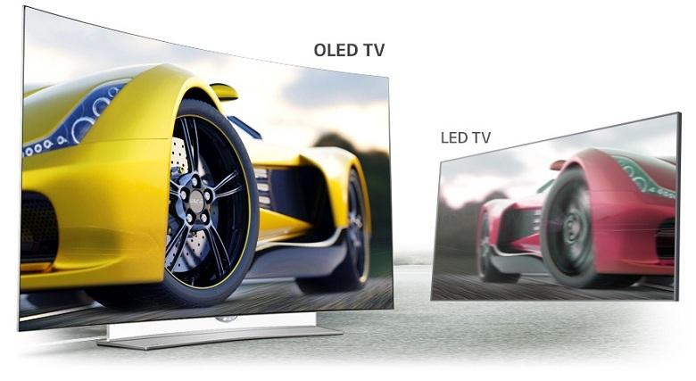 Smart tivi OLED Cong LG 65 inch 65EG965T