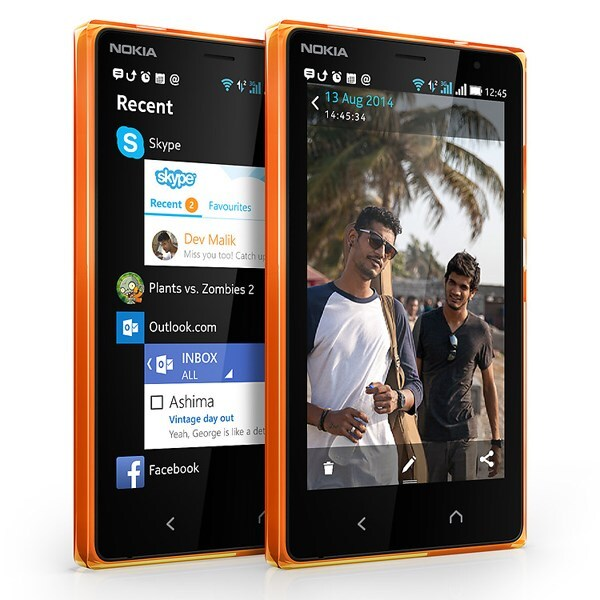 Điện thoại Nokia X2