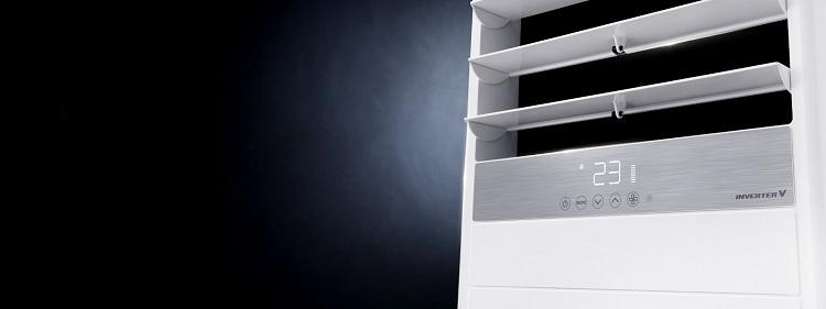 Điều hòa tủ đứng 1 chiều LG APNQ48GT3E3- 48.000BTU Inverter