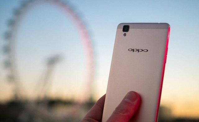 Điện thoại OPPO F1