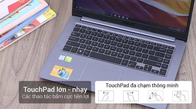 Laptop Asus X510UQ i5 8250U/4GB/1TB/2GB 940MX/Win10/(BR632T)